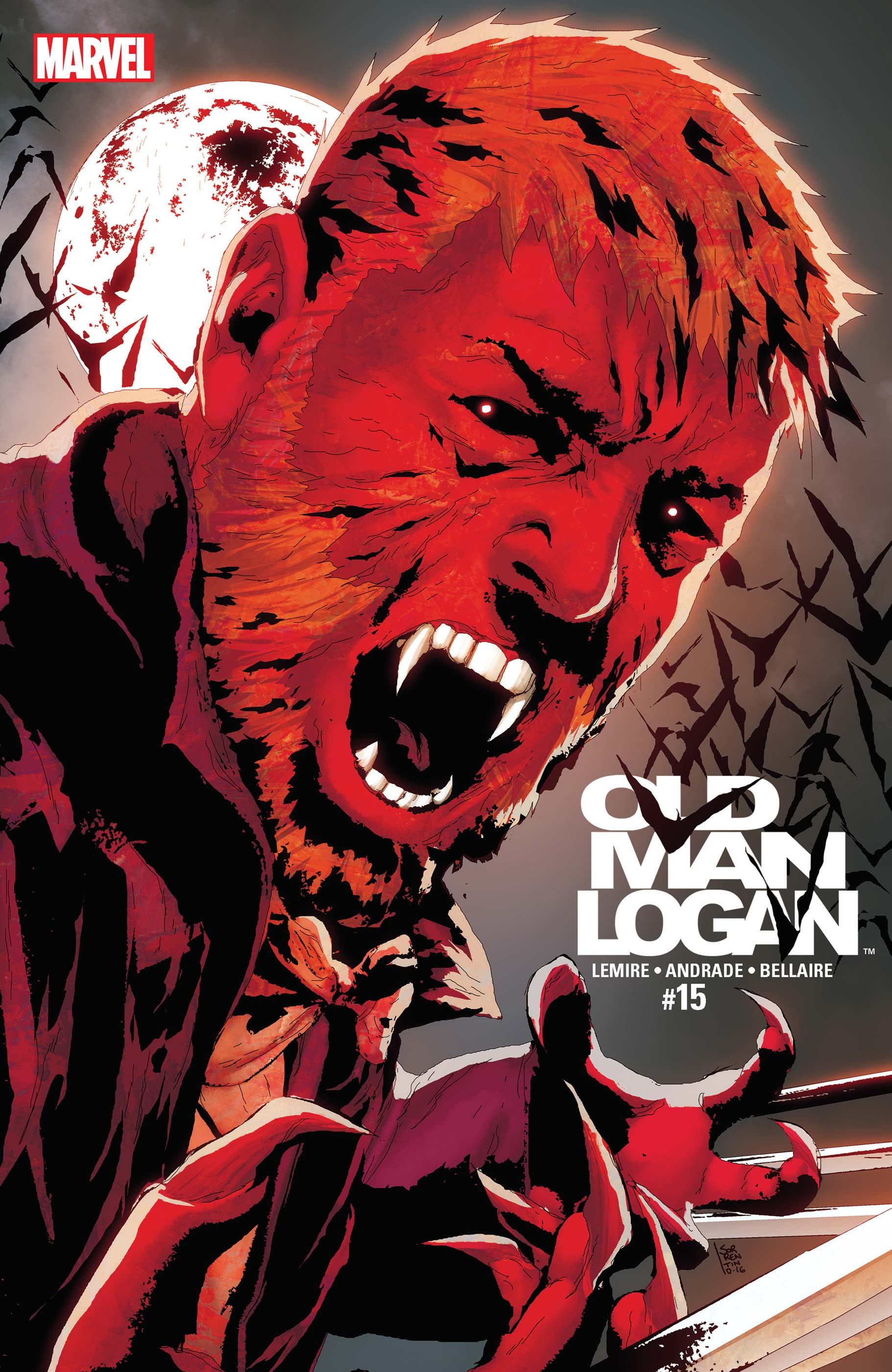 Old Man Logan (2016) #15