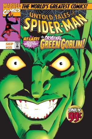 Untold Tales of Spider-Man #25