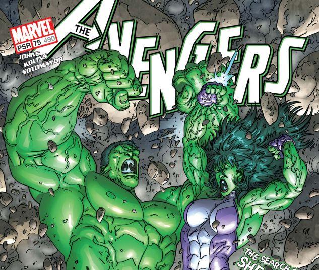 Avengers (1998) #75