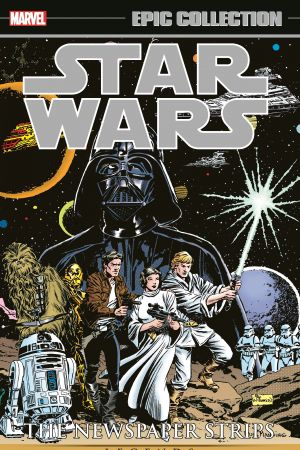 Star Wars Legends Epic Collection: The Newspaper Strips Vol. 1 (Trade Paperback)