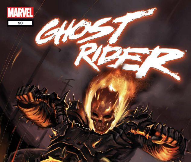 Ghost Rider (2006) #20