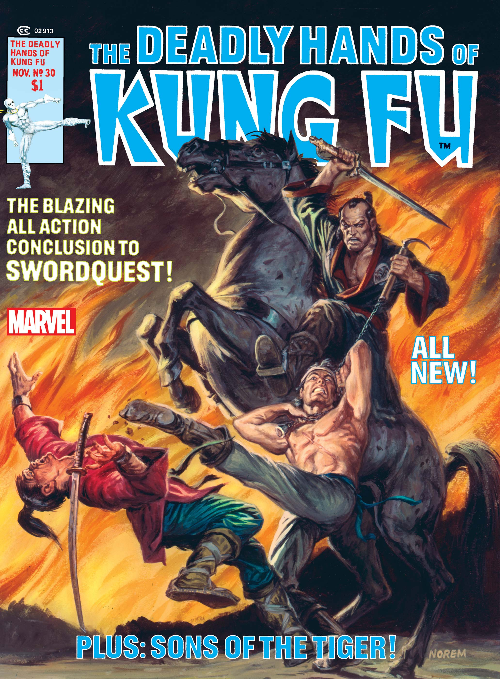 Deadly Hands of Kung Fu (1974) #30