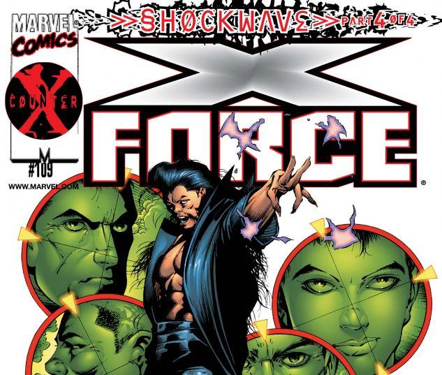 X-FORCE (1991) #109