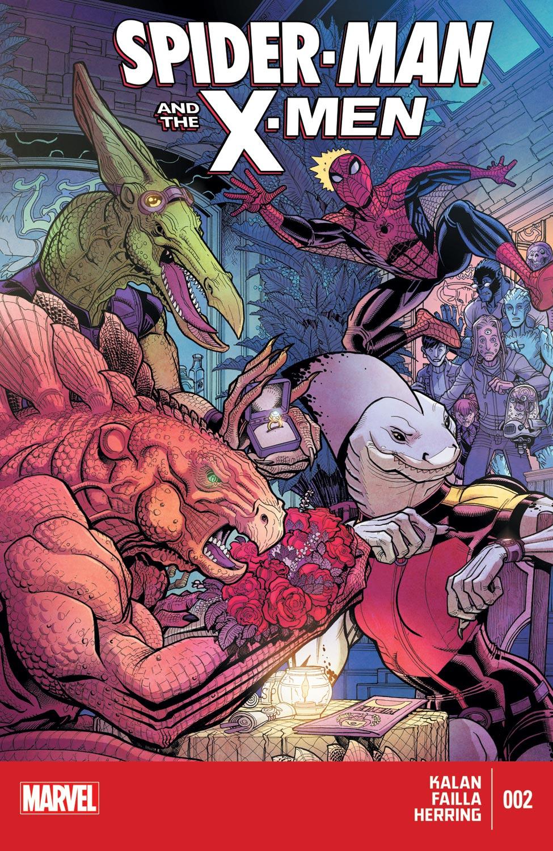 Spider-Man & the X-Men (2014) #2