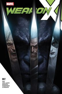 Weapon X (2017) #7