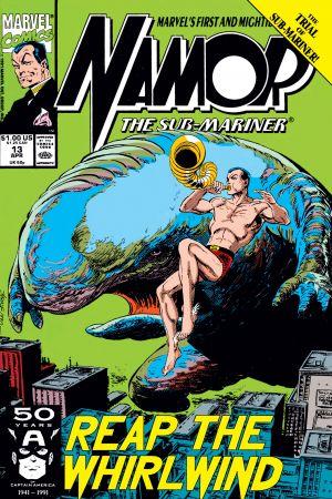 Namor: The Sub-Mariner (1990) #13