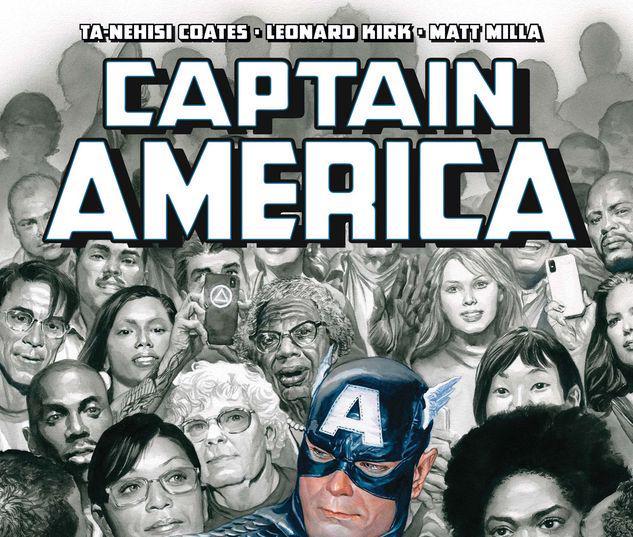 Captain America #30