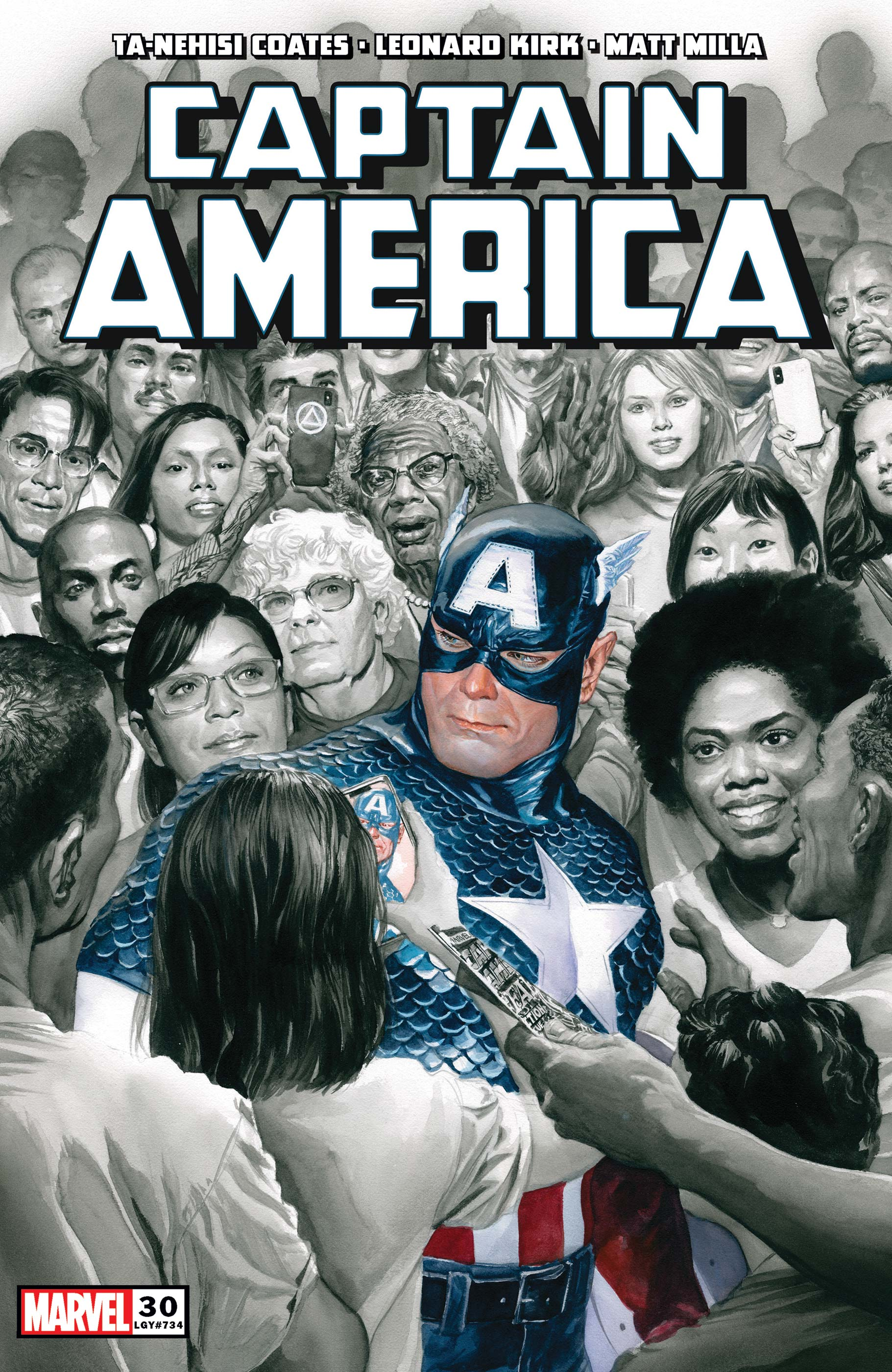 Captain America (2018) #30