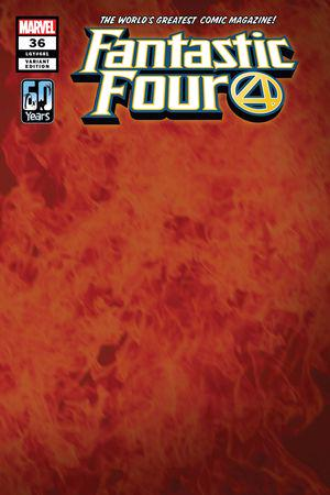 Fantastic Four (2018) #36 (Variant)