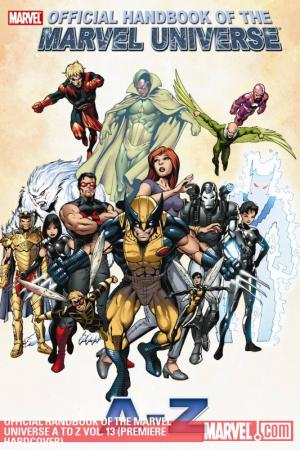 Official Handbook of the Marvel Universe a to Z Vol. 13 (2010 - Present)