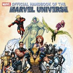 Official Handbook of the Marvel Universe a to Z Vol. 13