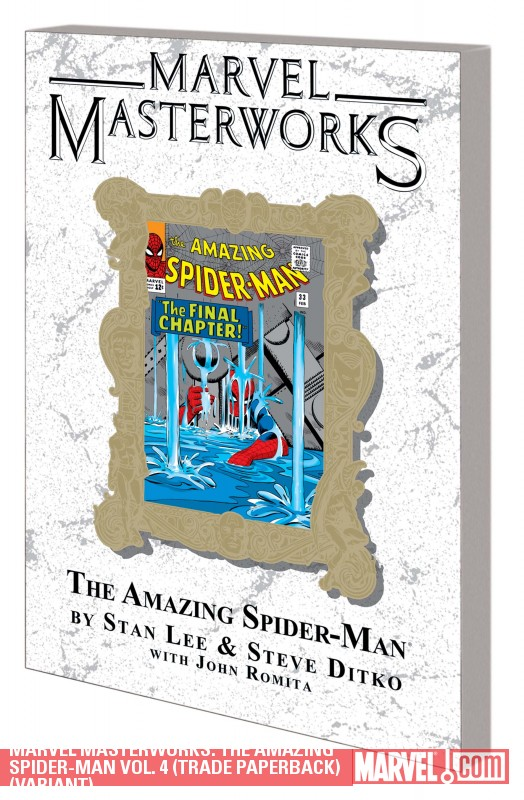 Marvel Masterworks: The Amazing Spider-Man Vol. 4 (Variant) (Trade Paperback)