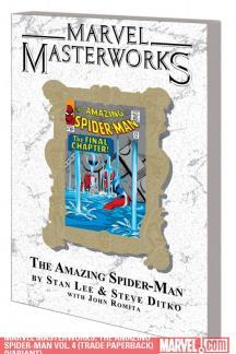 Marvel Masterworks: The Amazing Spider-Man Vol. 4 (Variant) (Trade Paperback)