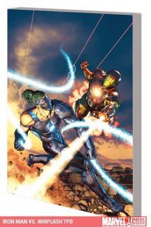 Iron Man Vs. Whiplash (Trade Paperback)