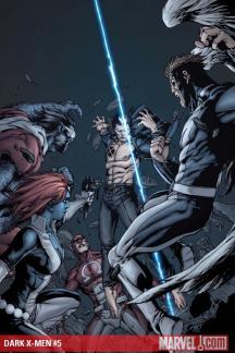 Dark X-Men (2009) #5