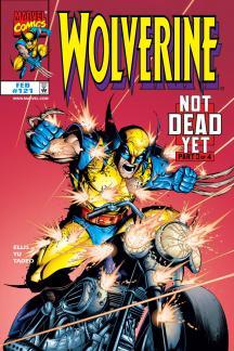 Wolverine #121