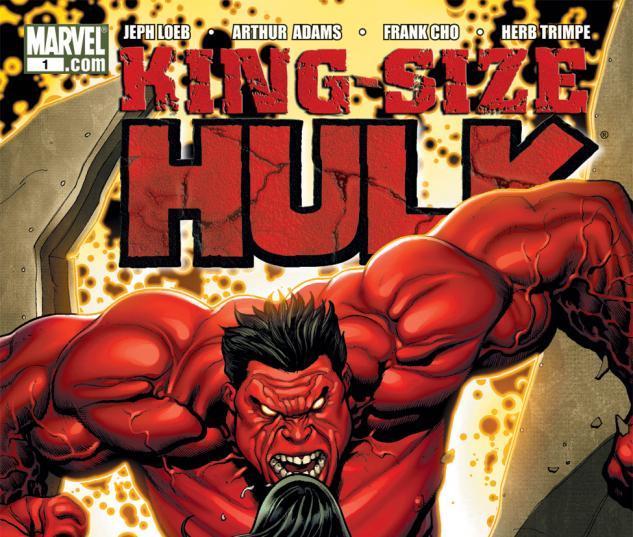 King-Size Hulk (2008) #1