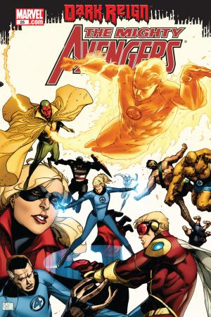 The Mighty Avengers (2007) #25