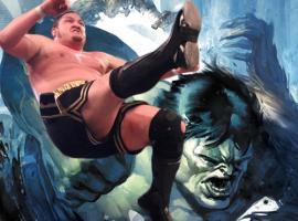 Fightin' Fanboys: Samoa Joe