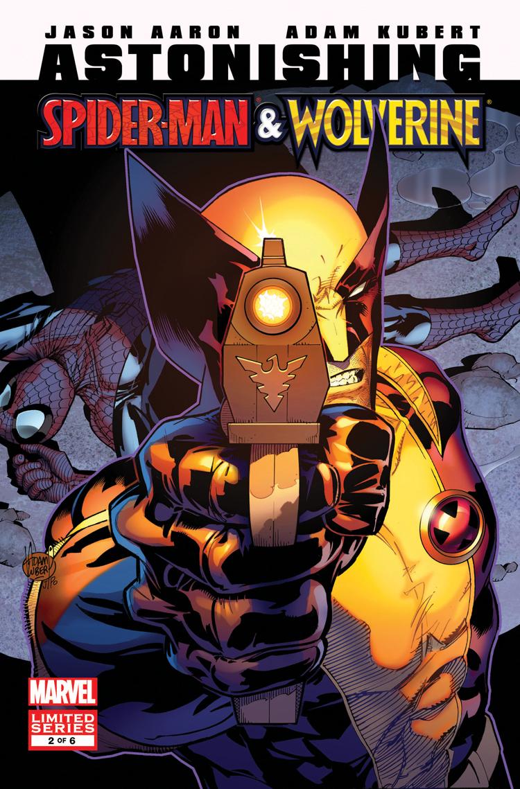 Astonishing Spider-Man/Wolverine (2010) #2