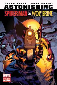 Astonishing Spider-Man/Wolverine #2