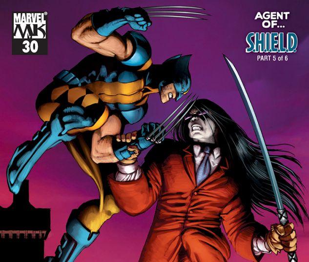 Wolverine (2003) #30