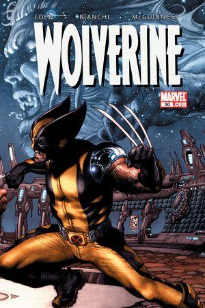 Wolverine #50