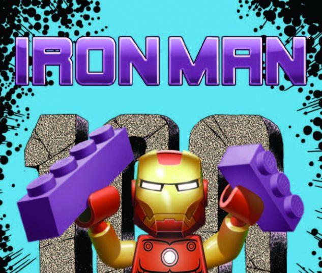 IRON MAN 17 CASTELLANI LEGO VARIANT (WITH DIGITAL CODE)
