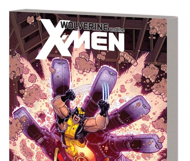 WOLVERINE & THE X-MEN BY JASON AARON VOL. 7 TPB