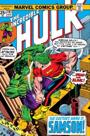 Incredible Hulk (1962) #193