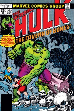 Incredible Hulk (1962) #222