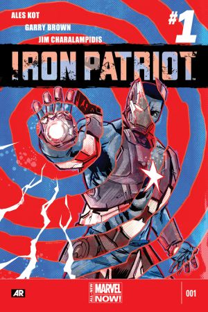 Iron Patriot #1