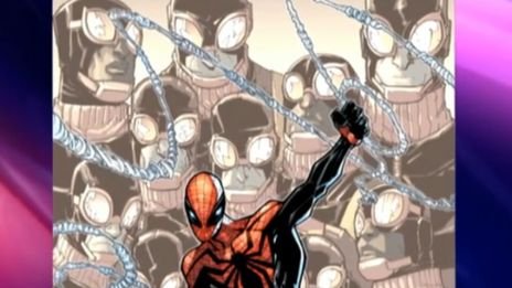Marvel AR: Superior Spider-Man #14 Cover Recap