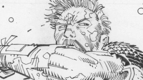 Marvel AR: John Romita Jr. on Captain America