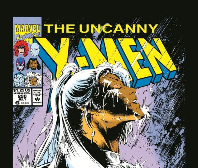 Uncanny X-Men #290