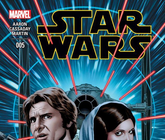 Star Wars (2015) #5