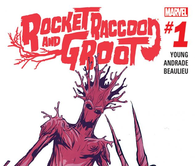 ROCKET RACCOON & GROOT 1 (WITH DIGITAL CODE)