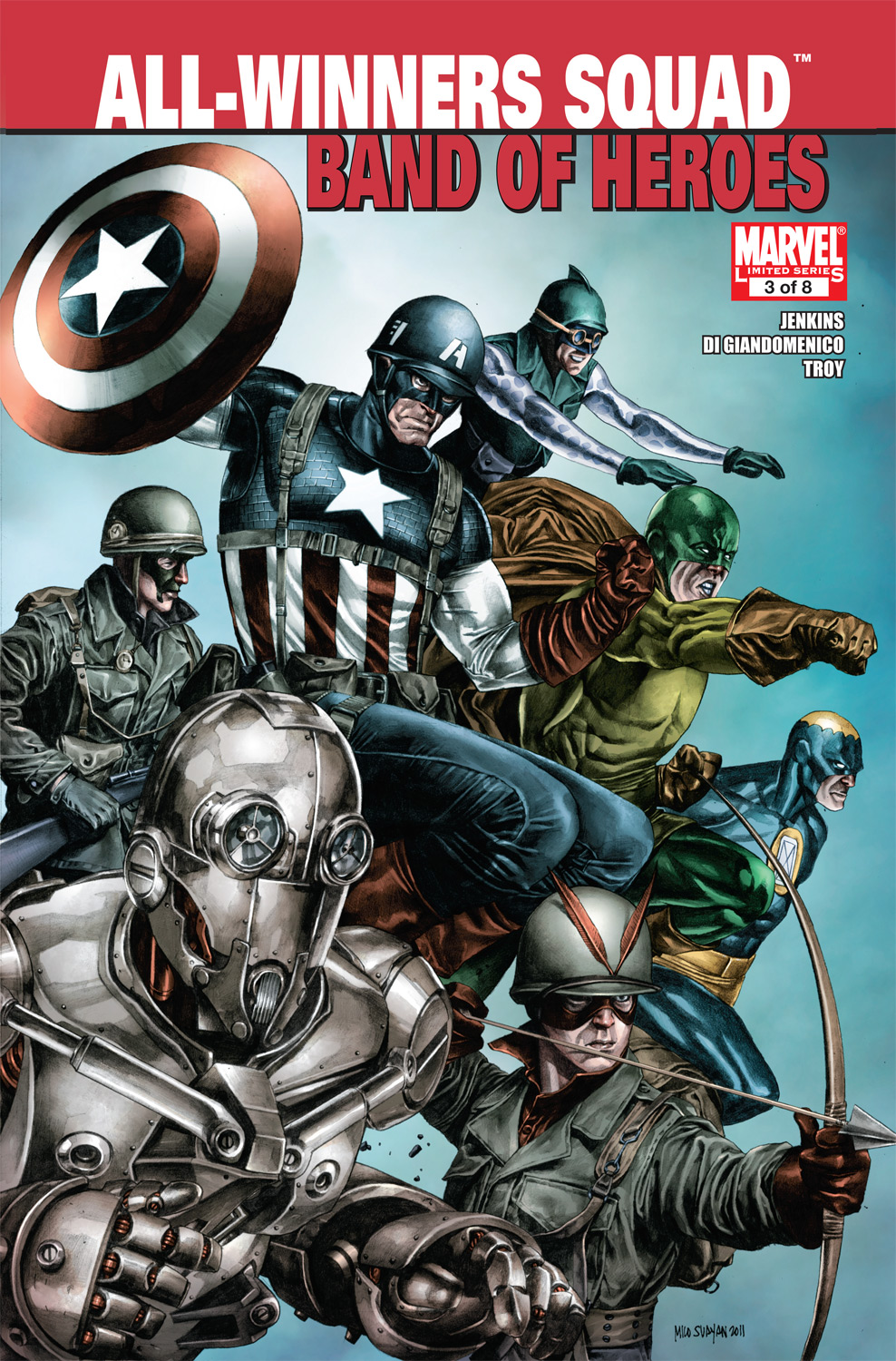 All-Winners Squad: Band of Heroes (2011) #3