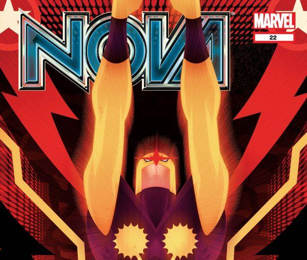 NOVA (2007) #22