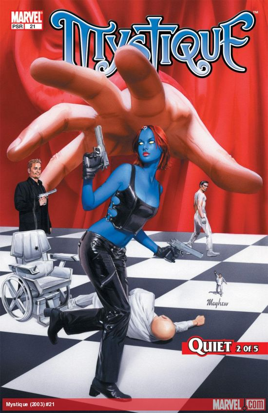 Mystique (2003) #21