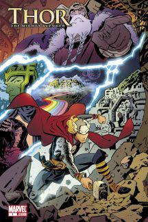 Thor the Mighty Avenger #1