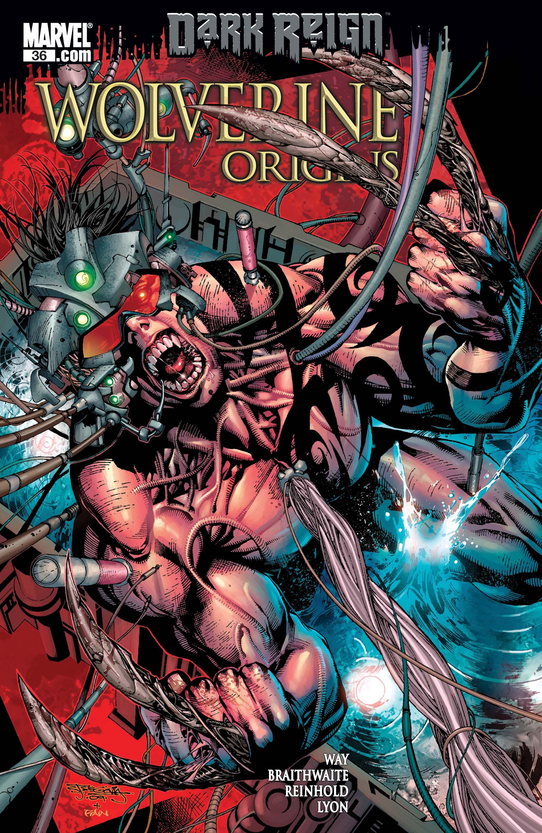 Wolverine Origins (2006) #36