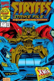 Stryfe's Strike File (1993) #1
