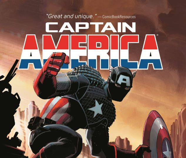 cover from Captain America (2013)