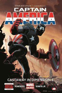 Captain America Vol. 1: Castaway in Dimension Z Book 1 (Hardcover)