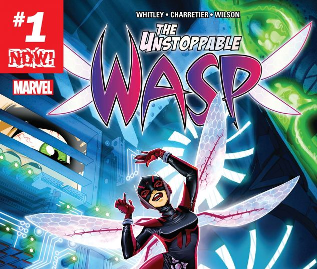 cover from Wasp (2017) #1