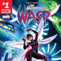 The Unstoppable Wasp (2017 - Present)