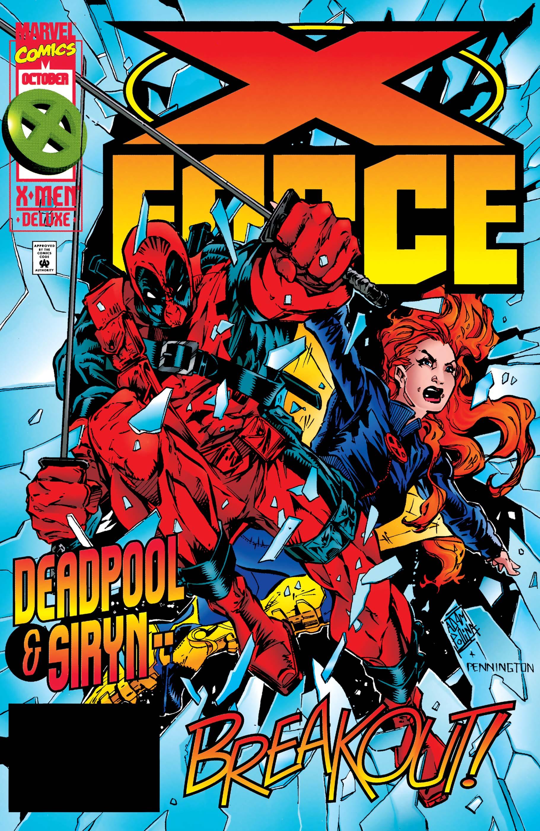 X-Force (1991) #47