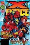 X-Force (1991) #45