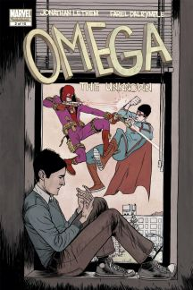 Omega: The Unknown #2